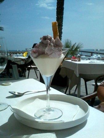 Sunset Beach Restaurant & Bar: dessert