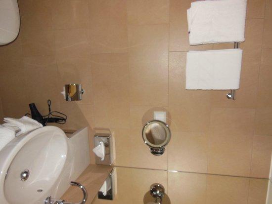 Austria Trend Hotel Ananas: Im Badezimmer