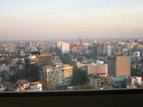 InterContinental Presidente Mexico City: Vista do Apto