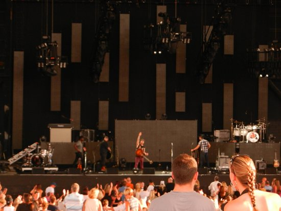 ‪The MidFlorida Credit Union Amphitheatre‬