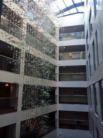 Hilton Gdansk: Geschmackvoll
