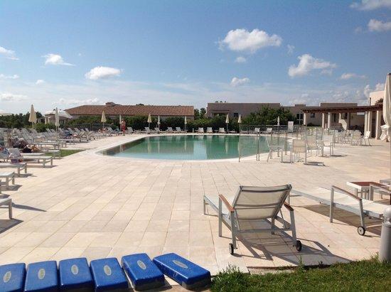 Grande Baia Resort & SPA: veduta della piscina