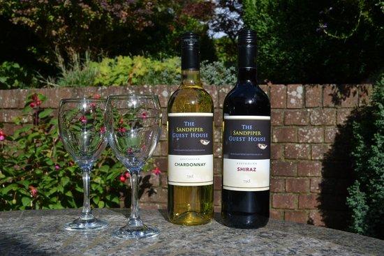 The Sandpiper Guest House: Sandpiper Wines