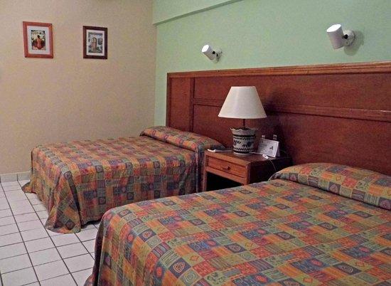 Gran Hotel Huatulco: Habitacion