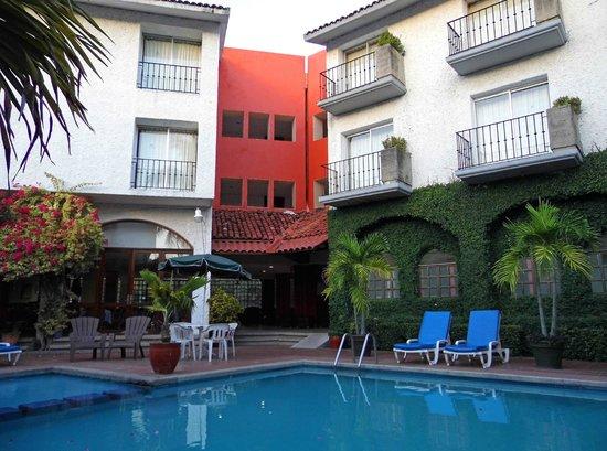 Gran Hotel Huatulco: Hotel - interior