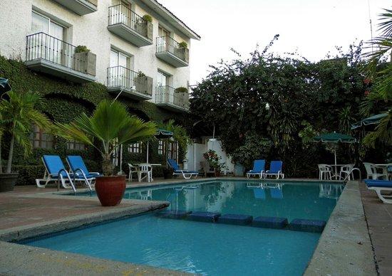 Gran Hotel Huatulco: Alberca