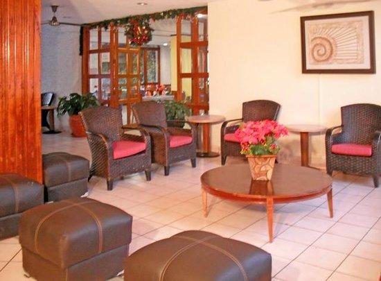 Gran Hotel Huatulco: Lobby