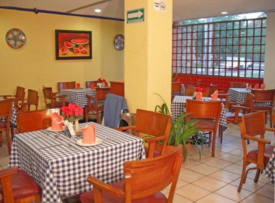 Gran Hotel Huatulco: Restaurant