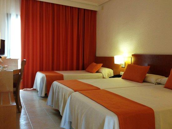 Hotel Cap Negret : Habitación doble