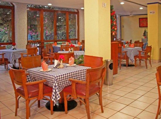 Gran Hotel Huatulco: Comedor