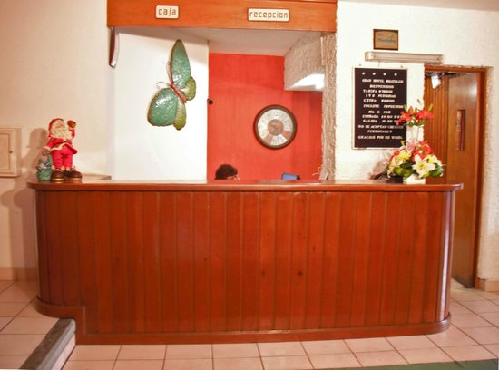 Gran Hotel Huatulco: Recepcion