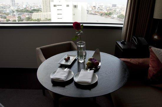 Millennium Hilton Bangkok : Camera