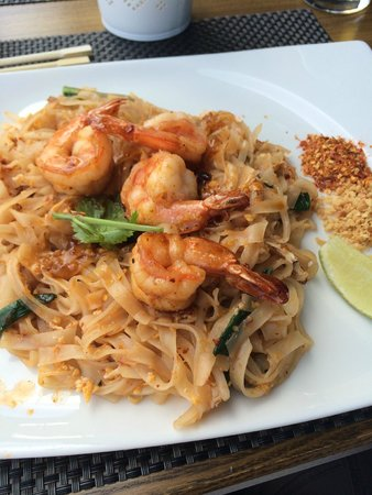 LAO THAI: Leckeres Pad Thai