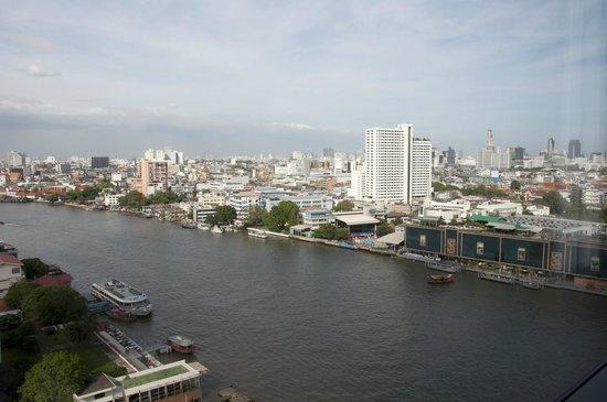 Millennium Hilton Bangkok : Panorama