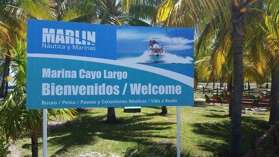 Centre de plongee, Marina Gaviota a Cayo Santa Maria : Marina Cayo Largo, Cuba