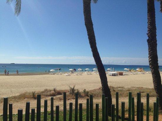 Ushuaia Ibiza Beach Hotel: spiaggia