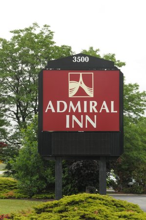 Admiral Inn Burlington