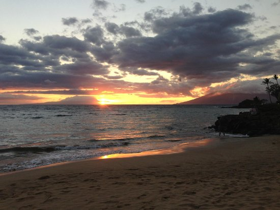 Grand Wailea - A Waldorf Astoria Resort : Sunset