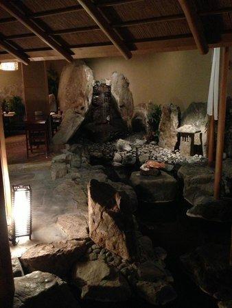 Grand Wailea - A Waldorf Astoria Resort: Asian restaurant interior