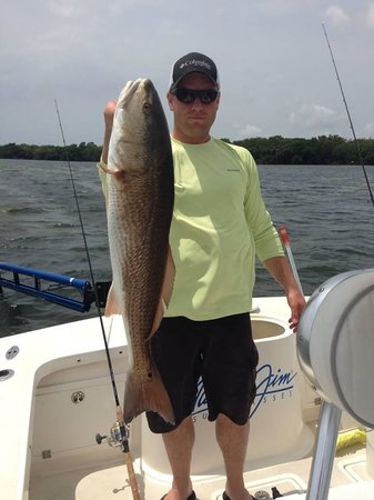 Shallow Point Charters: Bull!