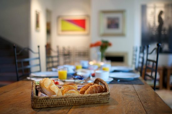 Rue Sade B&B : Breakfast