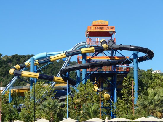Aqualand Resort: parc