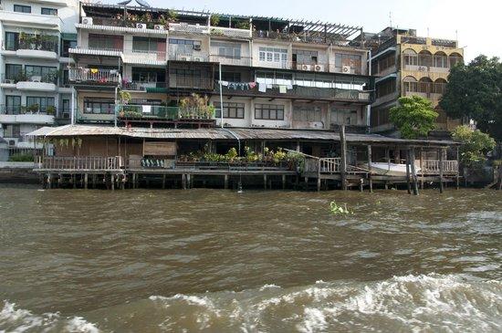 Chao Phraya River: Altra faccia del Chao Phraya