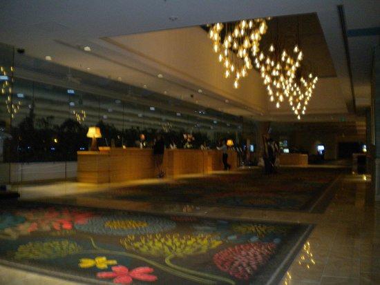 Hyatt Regency Orlando International Airport: Lobby