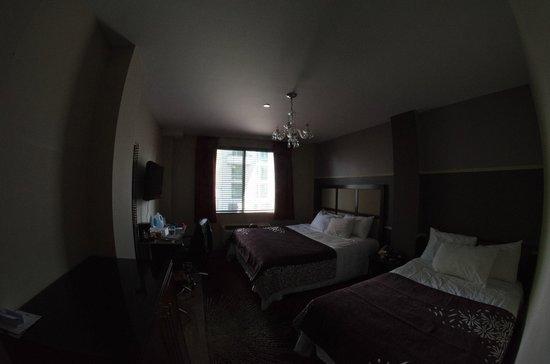 Hotel Vetiver : Chambre