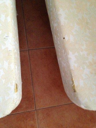 Suite Hotel Atlantis Fuerteventura Resort : les sommiers