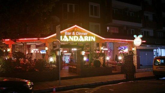 Mandarin Bar and Diner