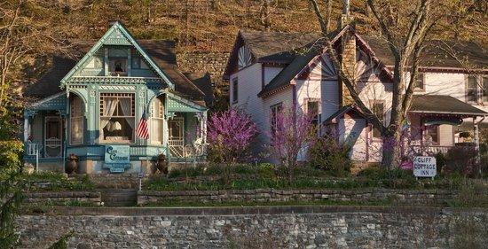 Cliff Cottage Inn - Luxury B&B Suites & Historic Cottages: Cliff Cottage Inn