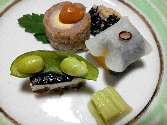 Shinsuikan: 夕食