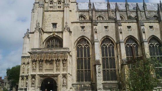 Canterbury Cathedral: Entrance
