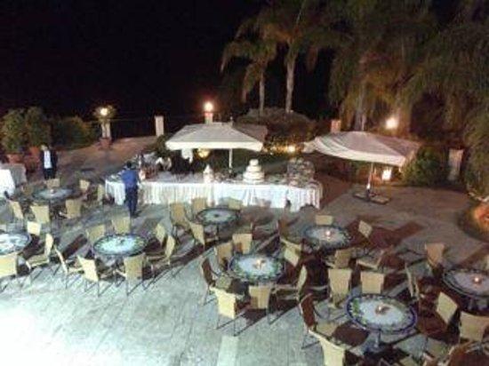 Capo dei Greci Taormina Coast - Resort Hotel & Spa: torta nuziale