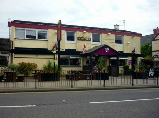 The Kings Head, Rhuddlan