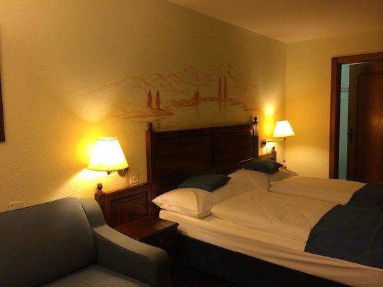 Best Western Hotel Butterfly : Hotel room