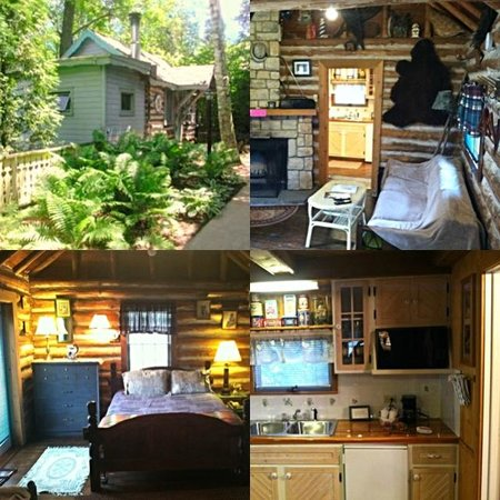 O'Malley's Inn of Door County - Log Cabin