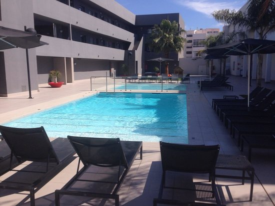 Migjorn Ibiza Suites & Spa: 2nd pool just as lovely