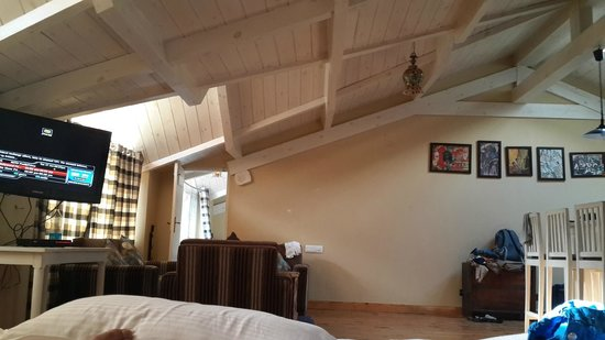 Johnson Lodge & Spa : Family Suite