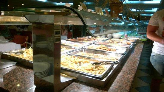 Hotel Best Tenerife : Buffet