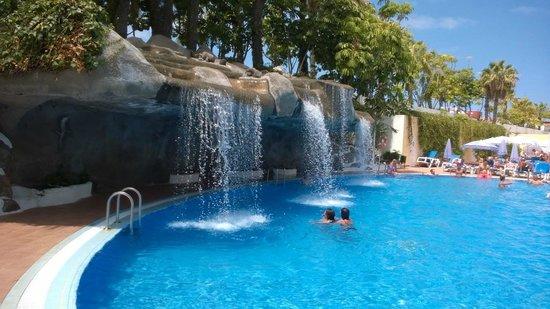 Hotel Best Tenerife : De waterval