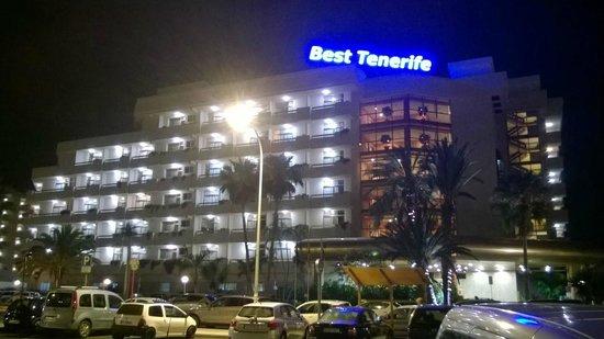 Hotel Best Tenerife: Voorkant hotel