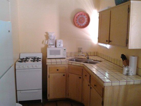 Casa Cody: Kitchen