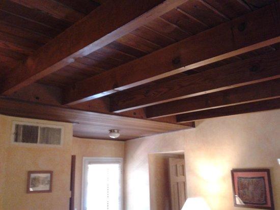 Casa Cody: detailed ceiling