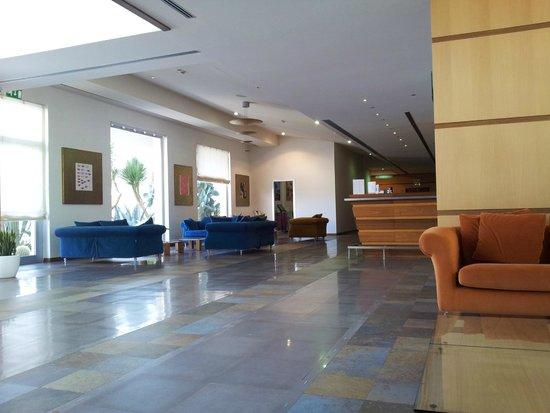Regiohotel Manfredi: Холл