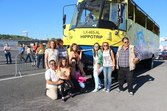 HIPPOtrip: Grupo do passeio