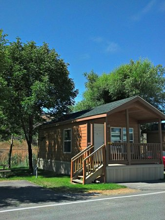 Springville / Provo KOA: Limited availability with lodges, book yours now!