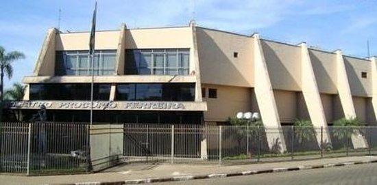 Tatui, SP: Teatro Procópio Ferreira - Tatuí