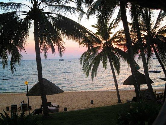 Saigon Phu Quoc Resort: Abendstimmung